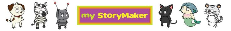 my StoryMaker allows students to create their own stories. Students can choose pictures and create their own writing, or it will create writing for you. After, students can print it to share in the classroom library!