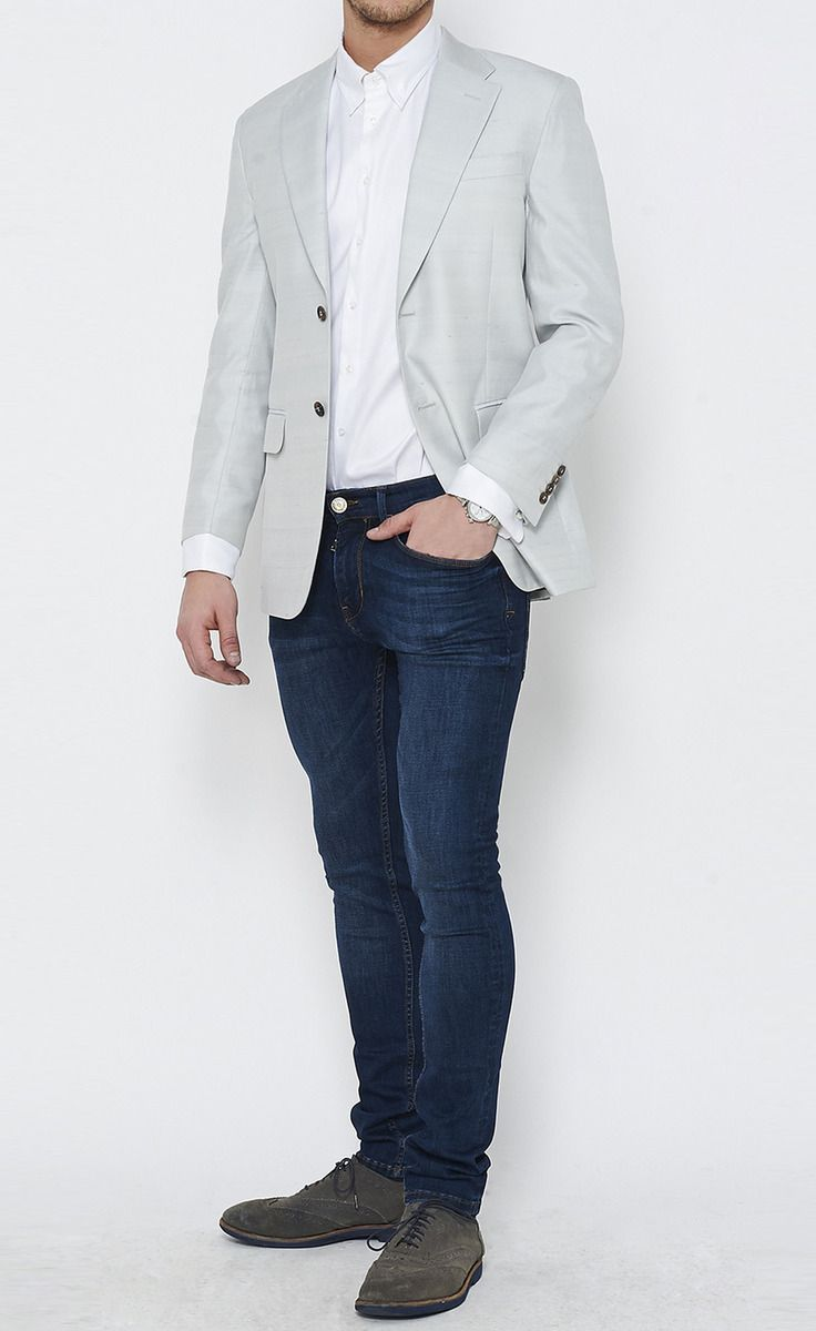 Valentino Light Grey Jacket Vaunte L O O K Pinterest Men 39 S Fashion