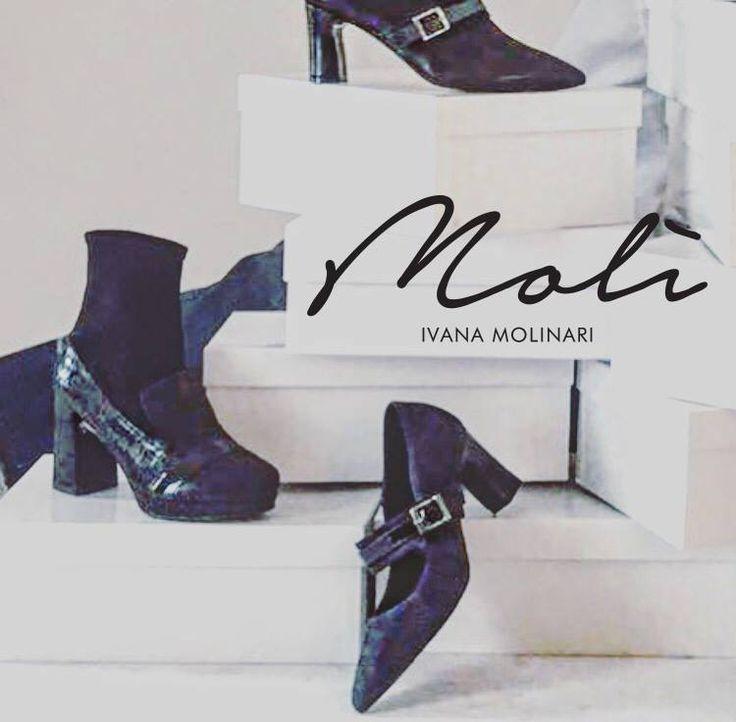 Francesina, Decollette, Tronchetto, Stivaletto, Scarpa bassa… per ogni outfit la sua scarpa. #molì #molìshoes #molìofficial #shoesonline #mipiacemolì2016 #fallwinter1617 #ilovemylife #ilovemyshoes #scarpedonna