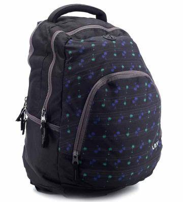 Lavie Prime 6 Laptop Backpack - Black