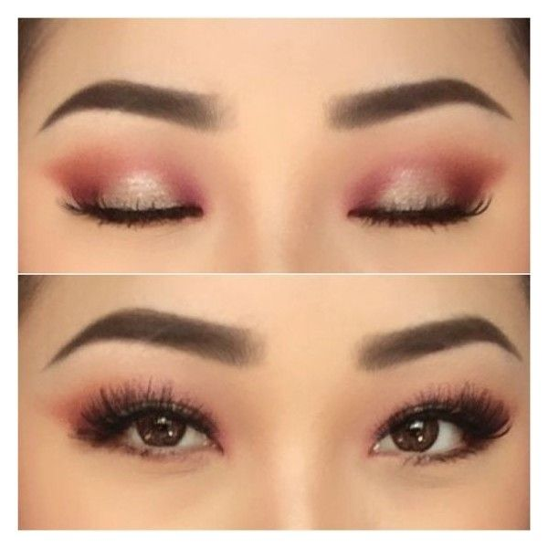 for Asian eyes ❤ liked on Polyvore featuring beauty products