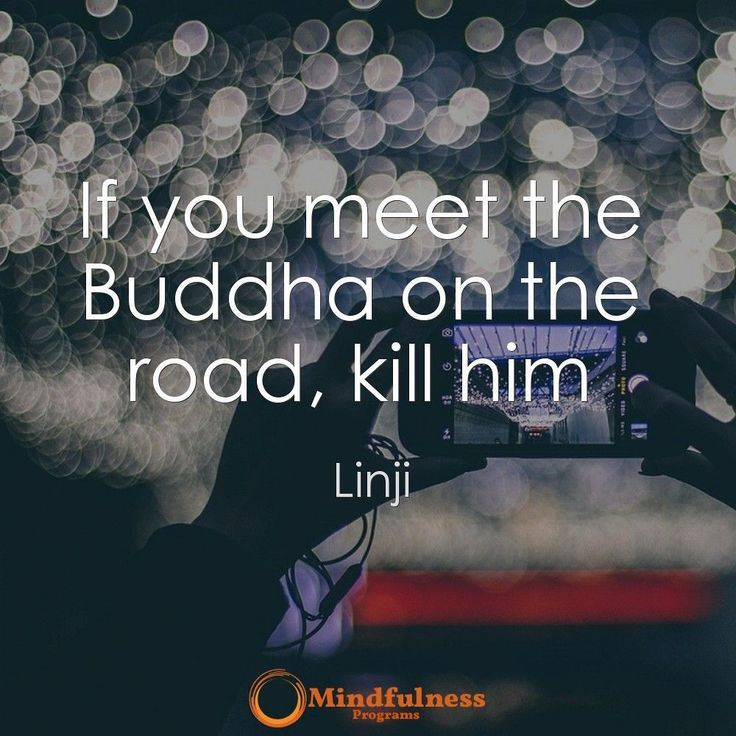 if you meet buddha road kill him quotes