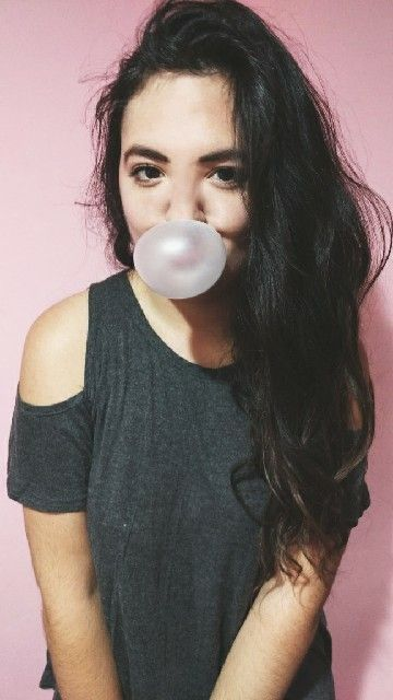 Rosa #chicle #rosa #tumblr