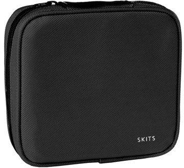 Skits 'Smart' Tech Accessories & Cables Case - Black