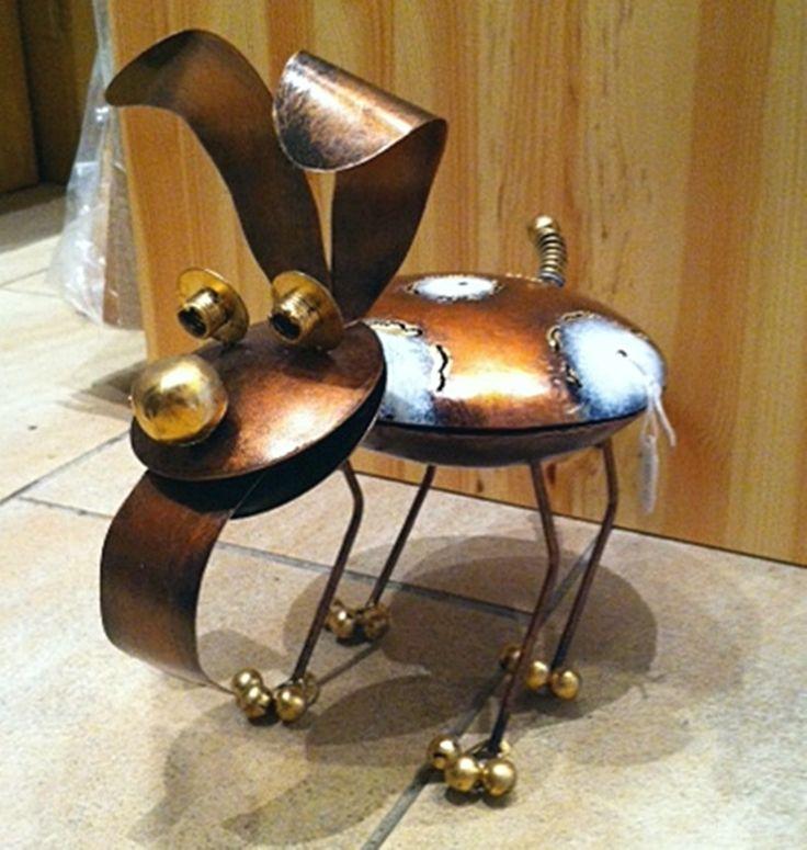 The Gecko Shack - Dog Mozzie coil holder, $29.95 (http://www.geckoshack.com.au/dog-mozzie-coil-holder/)