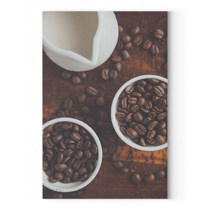 Kávébab és tej