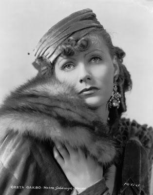 """Vintage Glamour Girls: Greta Garbo in """" Romance """""""