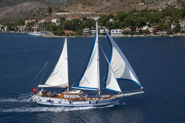 Sometimes smaller groups charter boats in higher capacities for that added space