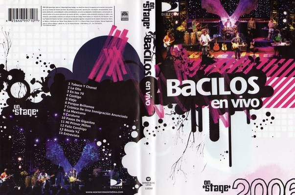Full DVD de Bacilos on Stage 2006