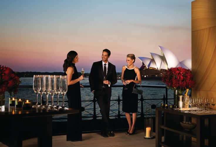 Your guests will indulge in impeccable service coupled with the most desirable Sydney Opera House views at Park Hyatt Sydney! Plan your next event and you'll be pleasantly delighted by our current promotion http://goo.gl/gLC6ND (T&Cs apply)