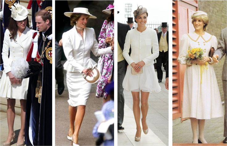 Kate vs Diana