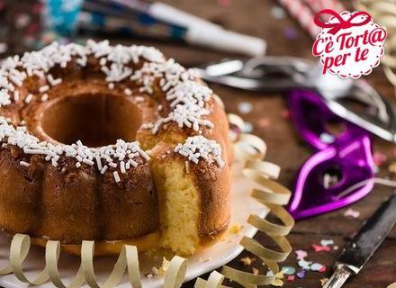 Un dolce sano e genuino, facile da preparare e perfetto anche per gli intolleranti al glutine: Ciambella #glutenfree!  Scopri la ricetta...