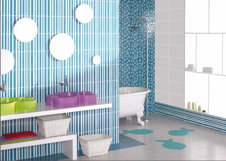 Красивые интерьеры в ванной комнате, ЖК Усадьба Суханово