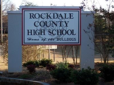 My high school, Rockdale County High. Fun memories!