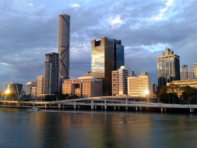 Lookouts around Brisbane