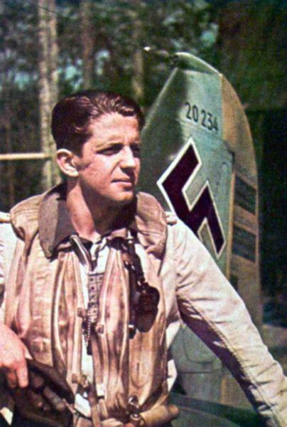JG 26 , Kurt Ebersberger, Luftwaffe ace with 30 known victories