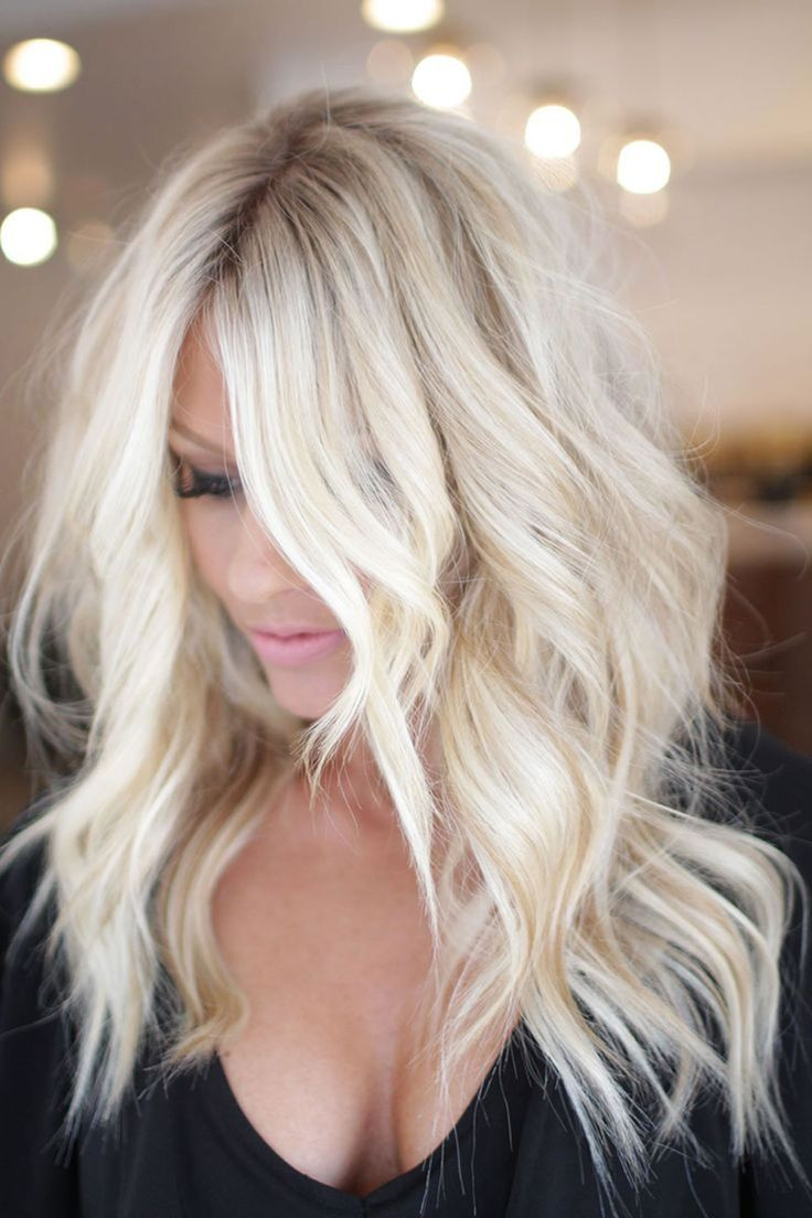2018 Balayage Frisuren für langes Haar - Balayage Hair Ideas