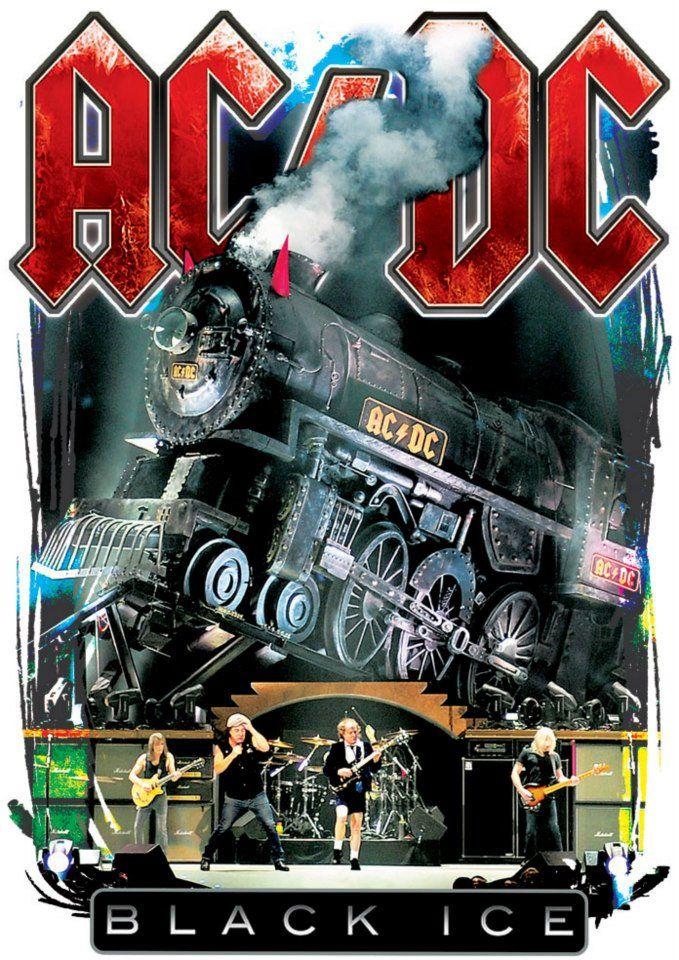 AC/DC ~ Black Ice