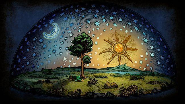 Cosmos-Giordano Bruno