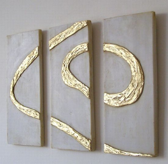 Asteroid Wall Sculpture
