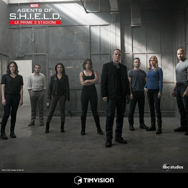 #AgentOfShield #ABCStudioIT #serietv #series #Marvel