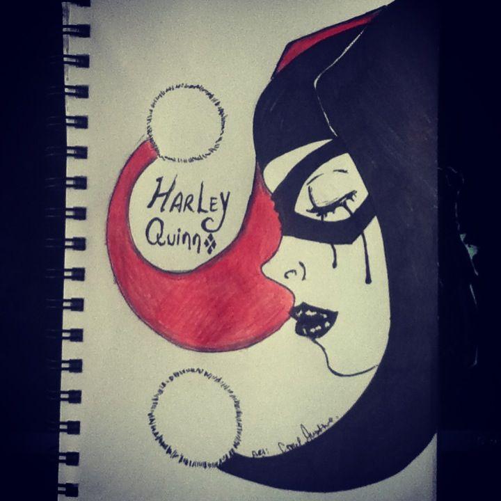 Harley Quinn!! by Catnap2020 on DeviantArt
