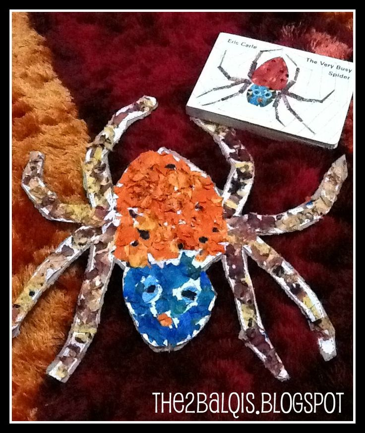 spider craft - Google Search