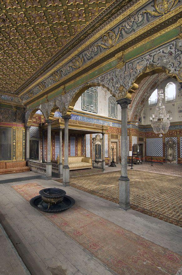 Harem-Topkapı Sarayı-istanbul By Ayhan Altun
