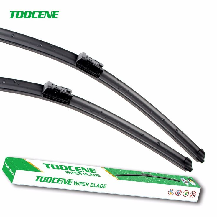 Toocene Wiper Blades For Mercedes Benz GL Class W166 2012-2016 26+23 Windshield Silicone Rubber Wipers Auto Car Accessories #Affiliate