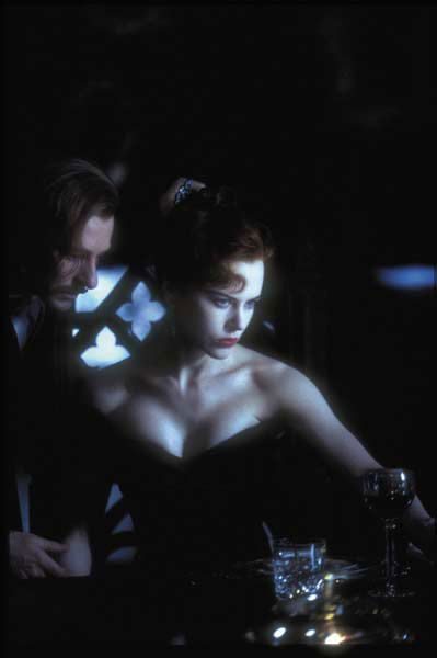 Satine In Gothic Tower Dress, Moulin Rouge.