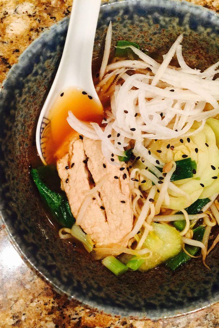 Ramen (zuppa di noodle giaponnese)