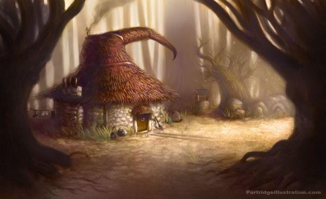 Elf or fairy house?