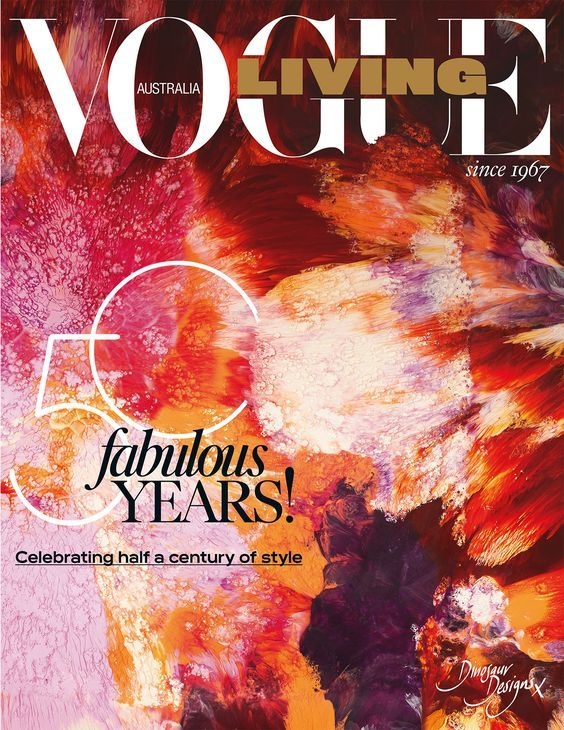 Friday Files - 50 Years with Vogue, Le Labo feature