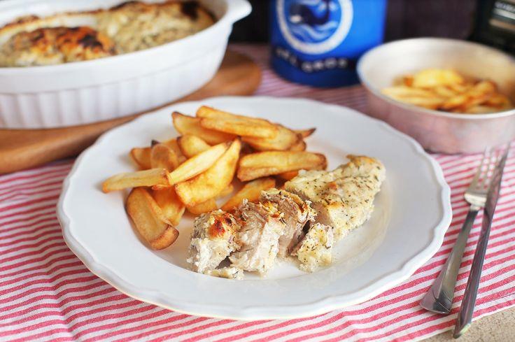 Életed legfinomabb sajtos-tejfölös csirkéje • Fördős Zé Magazin