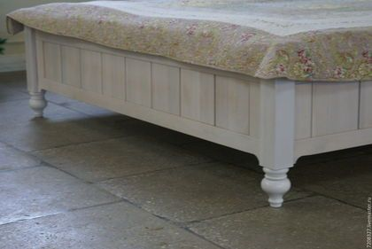Мебель ручной работы. Кровать из массива бука с подъёмным механизмом. Красивая мебель ручной работы. Ярмарка Мастеров.