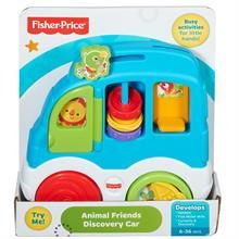Fisher Price Eğlenceli Arabam CMV93