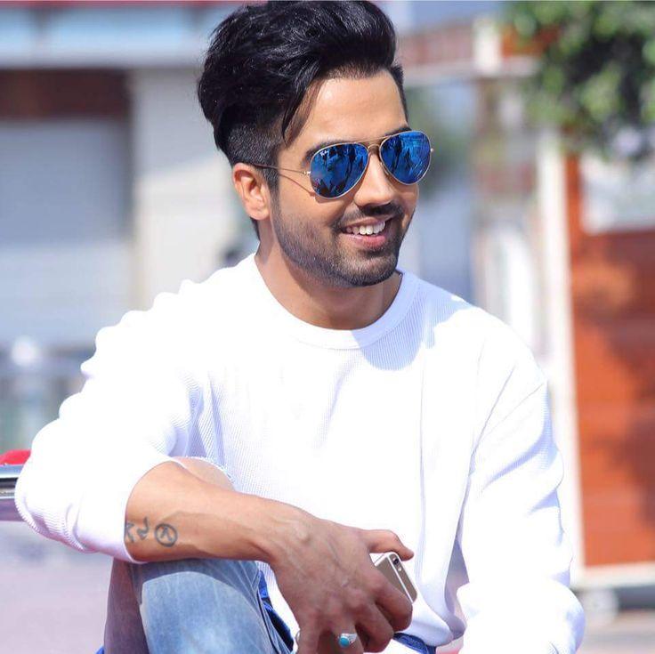 Hardy Sandhu Hairstyle Punjabi Singers Hardy Sandhu Jassi Gill