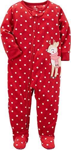 d3c807fa6 Amazon.com  Carter s Girls  1 Pc Fleece 377g088  Clothing