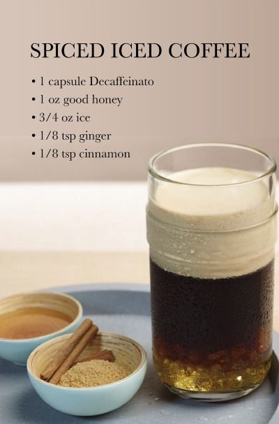 17 Best images about Nespresso on Pinterest  Iced coffee  -> Nespresso Iced Coffee