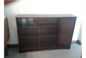 Bag a bargain with Bargain Pages, first come first served, Free furniture! China Cabinet / Book Case