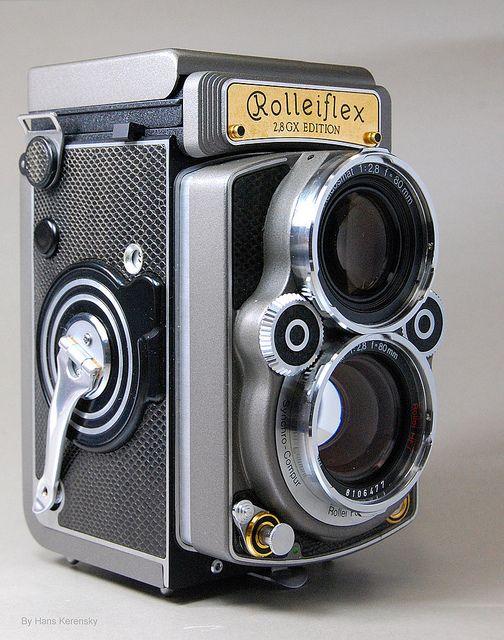 Rolleiflex GX Edition