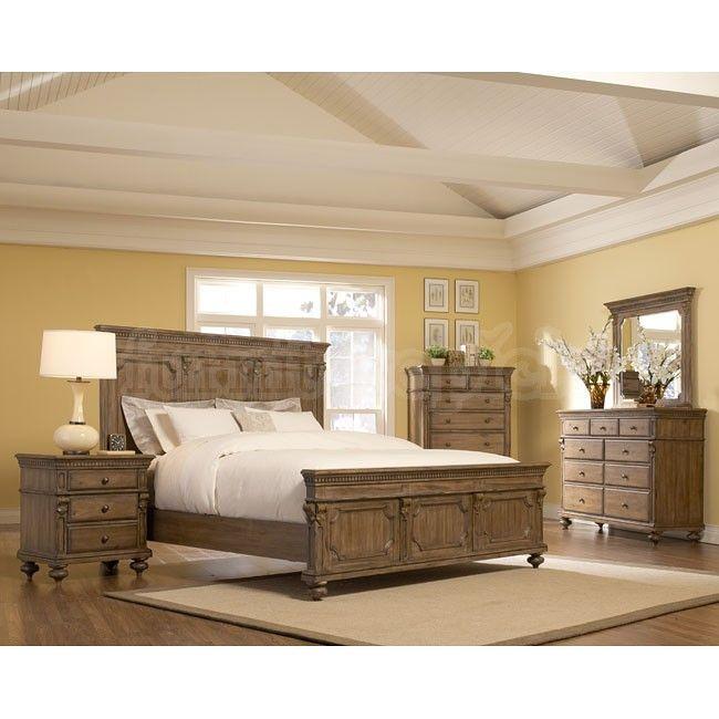 Modern Eastover Panel Bedroom Set For Your Plan - Beautiful driftwood bedroom furniture Simple