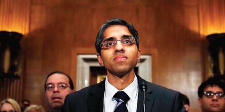 "Let Vivek Murthy Become the ""Nation's Doctor"" 