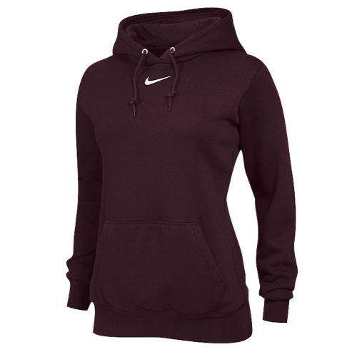 Nike Team Club Fleece Hoodie - Women's at Eastbay