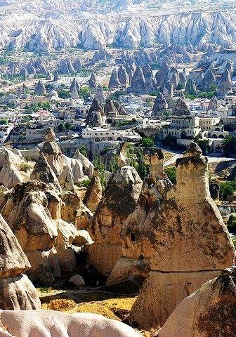 Cappadocia, Turkey www.liberatingdivineconsciousness.com