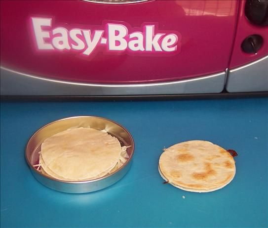49 best easy bake oven recipes images on pinterest easy bake oven easy bake oven quesadilla forumfinder Gallery