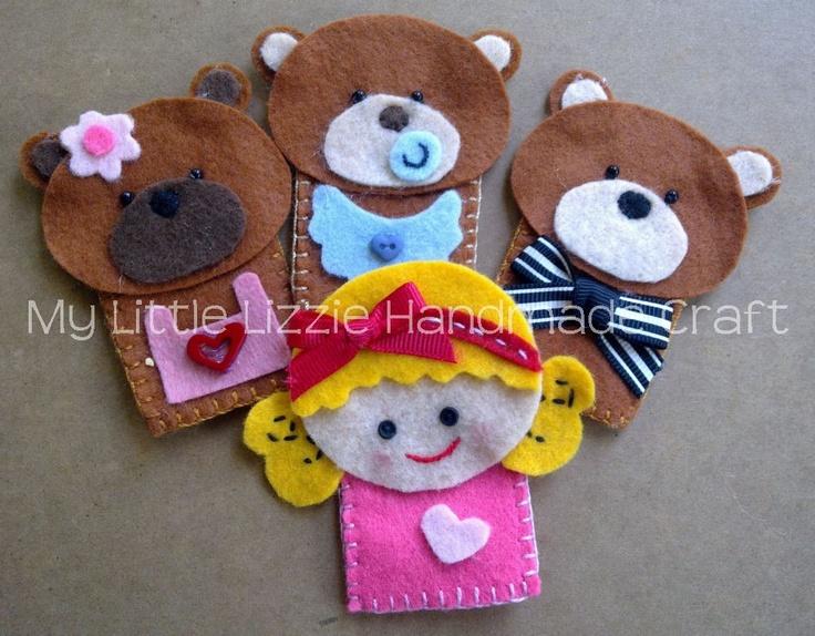 My Little Lizzie Handmade Craft: Lizzie@Storytime Collection