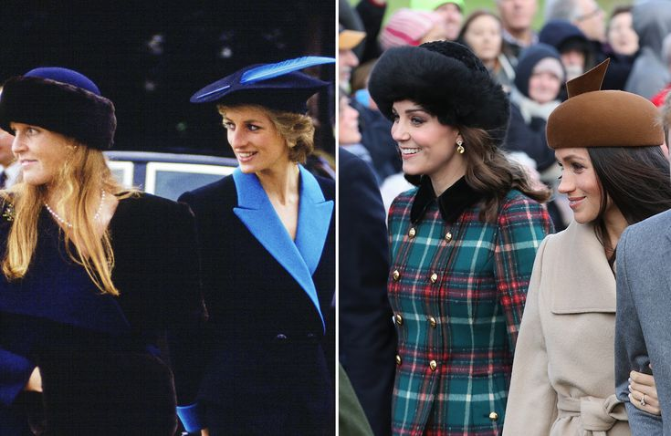 How Meghan and Kate Are the New Fergie and Di — and the Key Age Difference