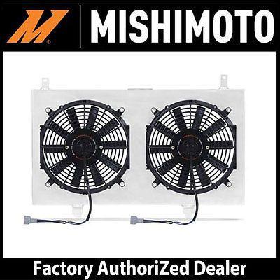 12-Volt Portable Appliances: Mishimoto Performance Aluminum Fan Shroud Kit For Nissan 350Z, 2003-2006, 350 Z -> BUY IT NOW ONLY: $176.22 on eBay!