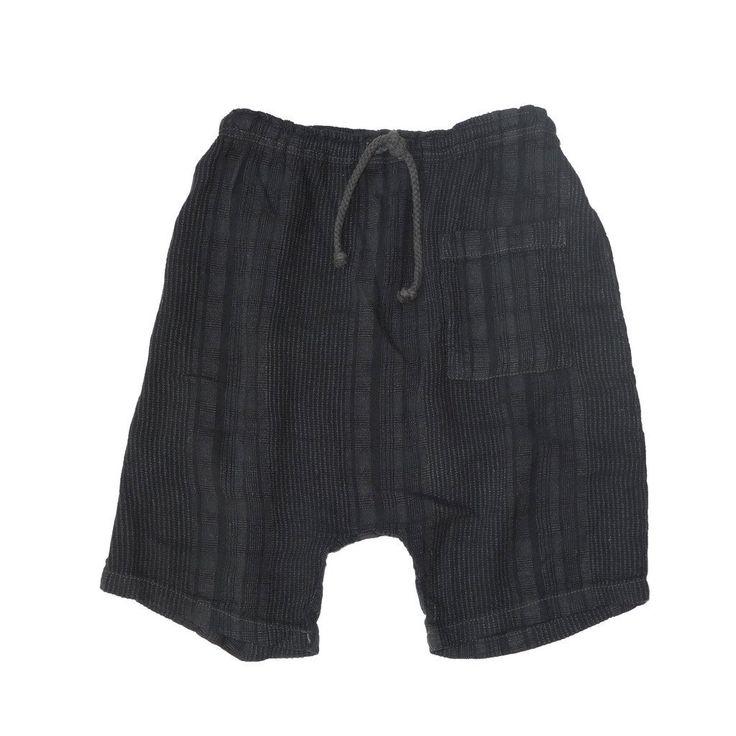 Kido Store: Richards Textured Harem Short